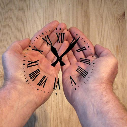 Wie wäre es wenn du mehr Zeit hättest?
