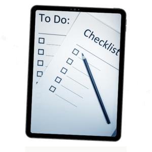 Newsletter-Checkliste