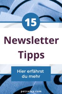 15 Newsletter-Tipps für einen gelungenen Newsletter, der bei deinen Abonnenten ankommt