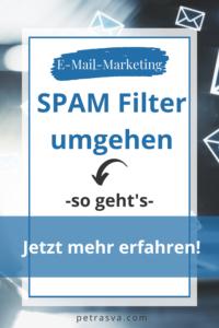 9 Tipps, wie du den Spam Filter umgehen kannst und deine Newsletter zugestellt werden.